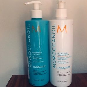 Other - NWT Moroccan oil hydrating shampoo/conditioner set